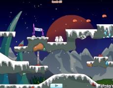 Snow Monster Baby - Nájdi snežnú príšerku!