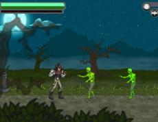 ScarecrowX - Invázia zombíkov