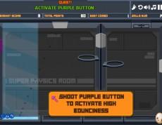 Super Bouncy Quest - Super hádzaná