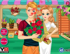 My Love Story - V kvetinárstve