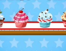 Arrange Cakes  - Ulož koláčiky!