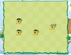 Puzzle Monsters - Odstráň obludy!