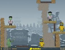 Ricochet Kills Siberia - Znič nepriateľov!