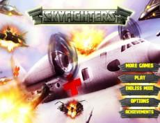 Ski Fighters - Letecký súboj