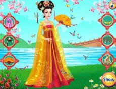 Chinese Princess - Čínska princezná