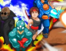 Vanguards - Super hrdinovia
