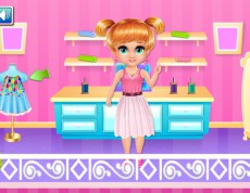 Gisela's Kidz Tailor Shop - V krajčírskej dielni