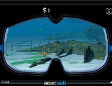 Sea Scape - Dobrodružstvo pri potápaní v mori