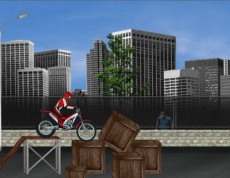 Bike Trial 3 - Jazda na motorke