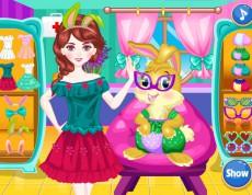 Easter Bunny Rescue - Ošetri zajačika!
