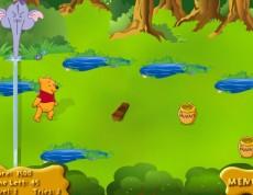 Medvedík Pú - Macko Pú zbiera sladký medík