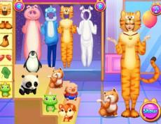 Baby Animals Costume - Zvieracie kostýmy pre deti