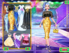 Super Model Top Star - Staň sa módnym návrhárom!