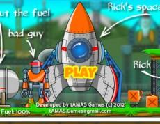 Tricky Rick - Vynaliezavý Rick
