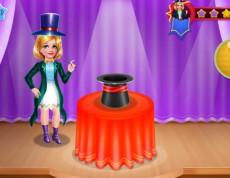 Cute Little Magician - Malá kúzelníčka