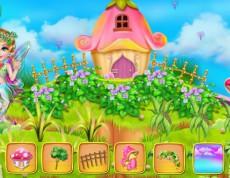Little Fairy Beautiful Garden - Malá víla a jej záhradka