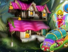 Fairy Fire Master Rescue - Zachráň vílu pred ohňom!