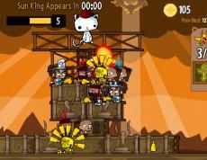 Cat God vs Sun King 2 - Mačka proti kráľovi slnka
