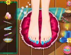 Best Girl Leg Spa - Pedikúra v kozmetickom salóne