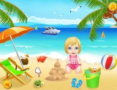 Baby Beach Vacation - Dovolenka pri mori