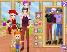 Family Weekend - Rodinný výlet