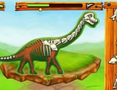 Dino Dig Dag: Archaeology - Vykop dinosaurov!