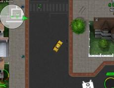 Ace Gangster 2 - Taxi gangster v meste