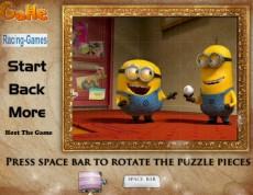 Minion Jigsaw Puzzle - Puzzle Ja, zloduch