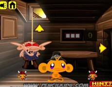 Monkey Go Happy Tales - Rozveseľ opičku