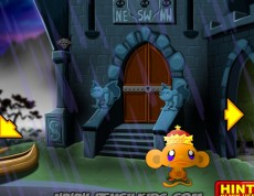 Monkey Go Happy - The Castle - Opičky na hrade