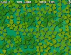 Lucky Clover - Nájdi štvorlístok